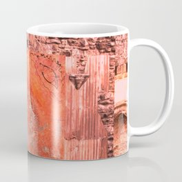 Childhood of humankind: Wisdom eye look right Coffee Mug