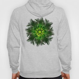 The Majesty Palm Light Flower Hoody