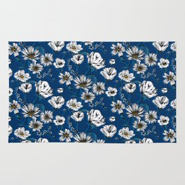 Meadow Wildflowers Rug