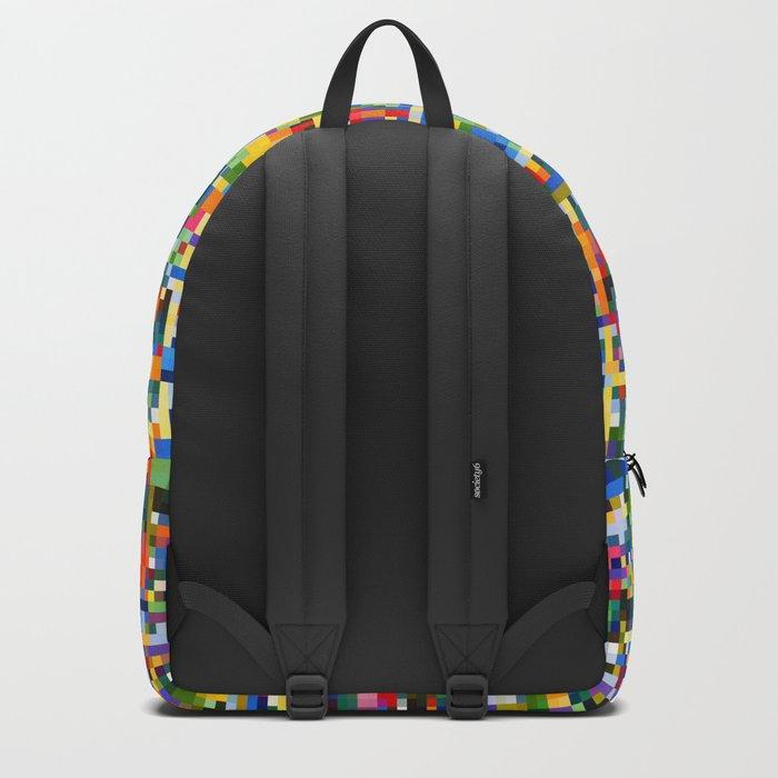 Dancing Star Detail Backpack
