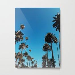 Rodeo Drive, Beverly Hills #buyart #society6 Metal Print
