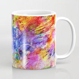 Colored Pattern Coffee Mug