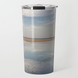 Sunset in Estonia Travel Mug