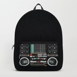 Boombox Ghetto J1 Backpack
