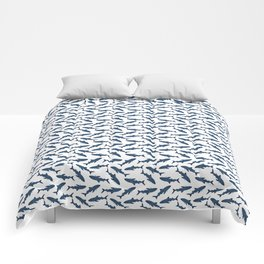 Whale Shark Pattern Comforters