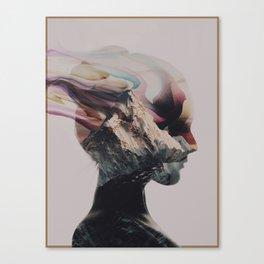 Swept Away Canvas Print