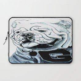 Uga the Bulldog Laptop Sleeve