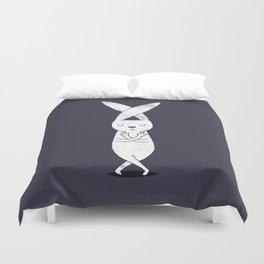 Keep everything crossed for you Duvet Cover