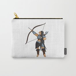 Beautiful archer Carry-All Pouch