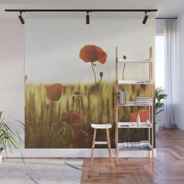 Bright Blooms Wall Mural