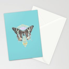 Two Butterflies Stationery Cards