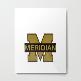 Meridian Metal Print