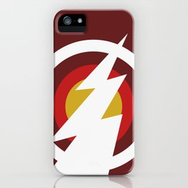 Speedster (Colored) iPhone Case