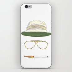 Movie Icons: Fear and Loathing in Las Vegas iPhone & iPod Skin