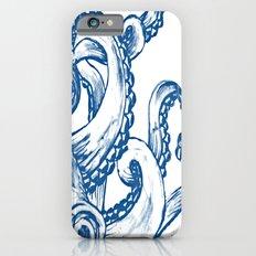 Blue Octopus iPhone 6 Slim Case