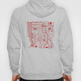 Circuit board  Hoody