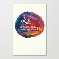 Dear Me, Canvas Print