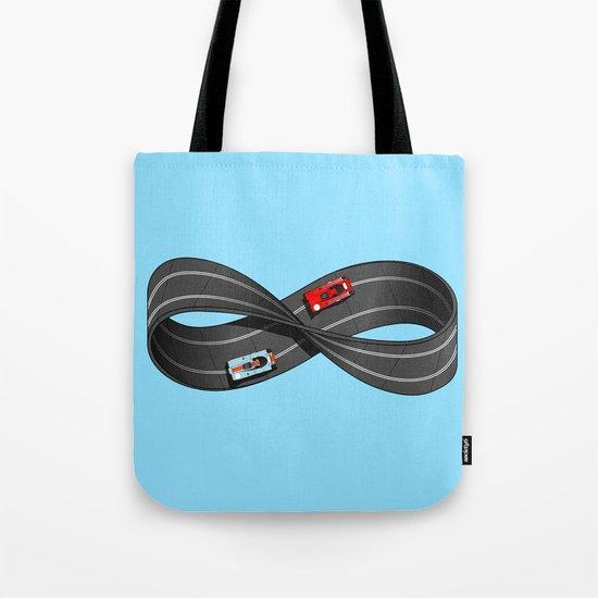 Infinite Slots Tote Bag
