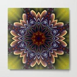 Kaleidoscope -1- Metal Print