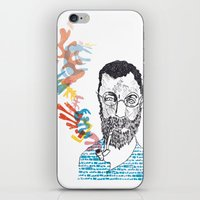 matisse iPhone & iPod Skins featuring Matisse by Le Hello