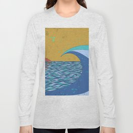 Sunset VIII Long Sleeve T-shirt