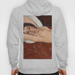 "Amedeo Modigliani ""Reclining Nude"" Hoody"