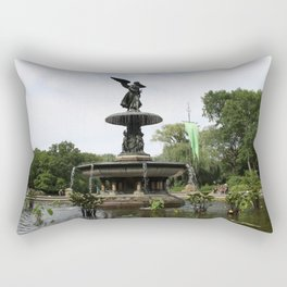 Angel Of The Waters Rectangular Pillow