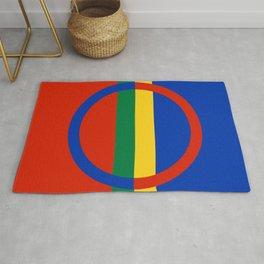 Flag of Sami Rug
