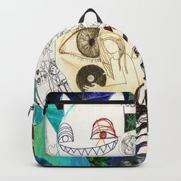 Collage 27 Backpack