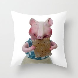 TEA TIME 2 Throw Pillow