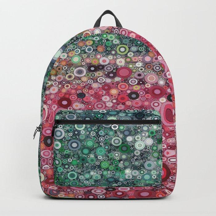 :: Watermelon Glass :: Backpack