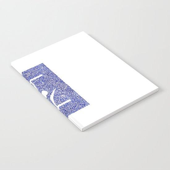 Blue Tao Notebook