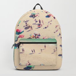beach summer in love Backpack