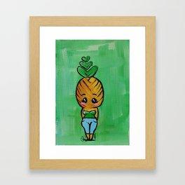 Fineapple Framed Art Print