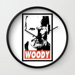 WOODY Wall Clock