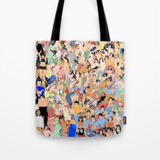 Accumulation Tote Bag