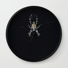 Into the Web Wall Clock