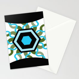 Integrate Focus and Stress Relief Stationery Cards