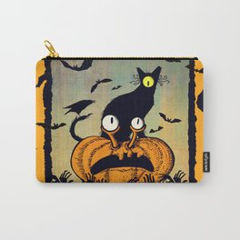 The Zombies are hungry Carry-All Pouch