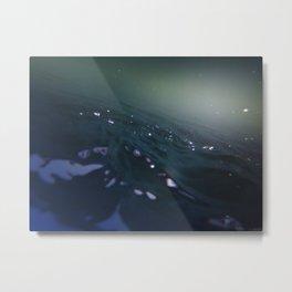 Bubble light 3 Metal Print