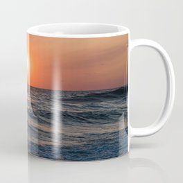Canaveral Seashore Sunrise Coffee Mug