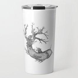 Koi Tree Travel Mug