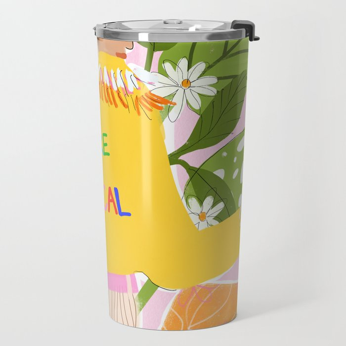 We are magical Travel Mug