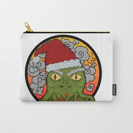 Cthulu Claus Carry-All Pouch