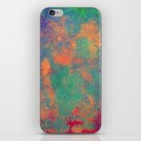 batik iPhone & iPod Skins featuring batik by Camila Rodrigué