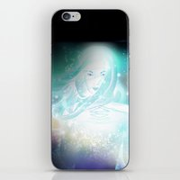 aurora iPhone & iPod Skins featuring Aurora by Stevyn Llewellyn