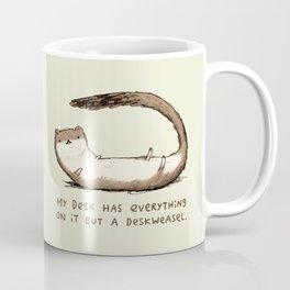 Deskweasel Coffee Mug