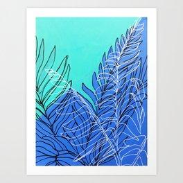 Field Study Art Print