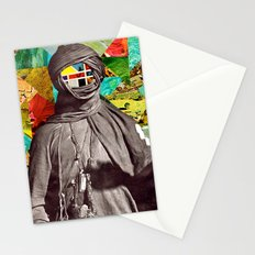 Color Face Stationery Cards