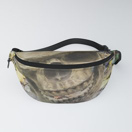 Road of Death Fanny Pack